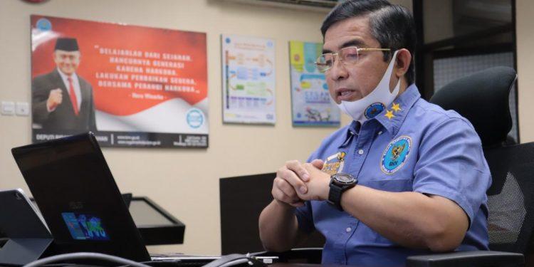 Irjen (Pol) Drs Anjan Pramuka Putra SH M.hum (Deputi Pencegahan BNN)