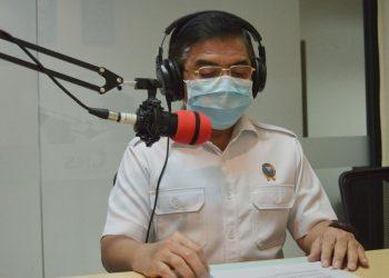 Anjan Pramuka (Deputi Bidang Pencegahan Badan Narkotika Nasional -- BNN)
