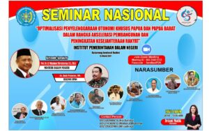 Rangkaian AcaraDies Natalis Ke-65 Institut Pemerintahan Dalam Negeri (IPDN)