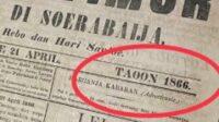 Kisah Enam Koran Indonesia, Yang Sirna 100 Tahun Lalu