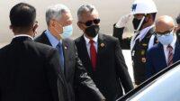 PM Singapura tiba di Indonesia untuk Pertemuan Pemimpin ASEAN