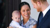Meghan Markle & Putranya Diketahui Sempat Berbicara dengan Ratu Tepat