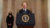 'Langkah Maju Raksasa.' Joe Biden Menjanjikan Reformasi Polisi Setelah Putusan