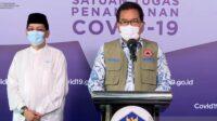 Larangan mudik dimaksudkan untuk mencegah lonjakan kasus COVID-19: juru bicara